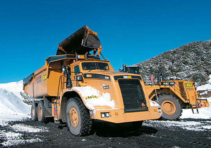 mining industry communications - LTE NZ